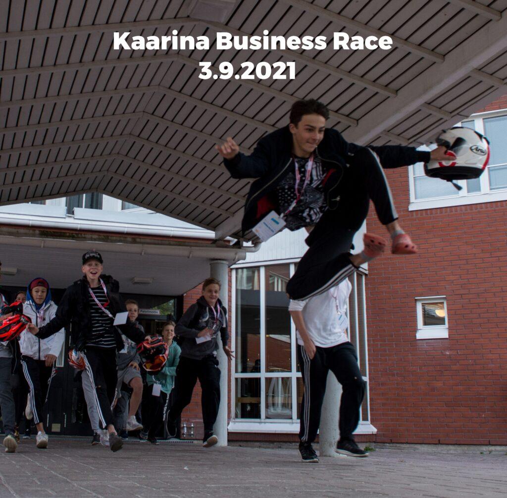 Kaarina Business Race 3.9.2021
