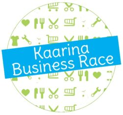 Kaarina Business Race -logo